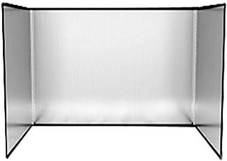Stove Windscreen 3 Sided Splatter Guard Compact Type Oil Splash Guard Gas Stove Shield Oil Splatter Screen Board Cooking F...