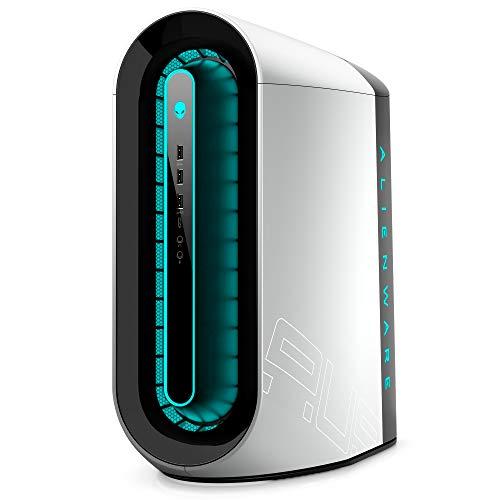 Dell ゲーミングデスクトップパソコン ALIENWARE AURORA ホワイト Win10Pro/Core i7-10700KF/32GB/512GB SSD+2TB HDD/RTX2070SUPER DA80PA-ANLW