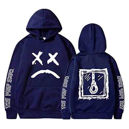 Hip Hop Hoodie Sweatshirt Herren Damen Hoodie Sweatshirt S-3xl