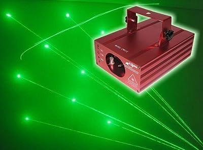 Sound Activated Green Laser - Stunning FX