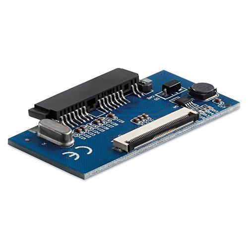 adaptare 46238 Adapter Micro-SATA-SSD / -HDD an 1,8-Zoll-IDE-Controller ZIF-Sockel + Folienkabel