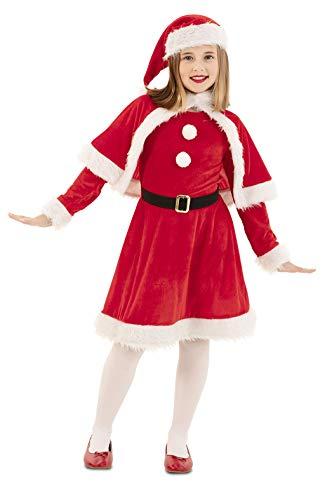 EUROCARNAVALES S.A. Disfraz de Mam Noel para Nia de 10 a 12 aos