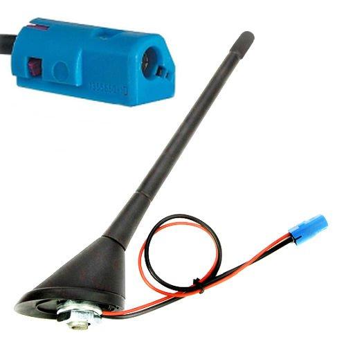 Dachantenne Antenne Stabantenne Dichtung Antennenfuss 12V Sockel Adapter Radio FM/AM