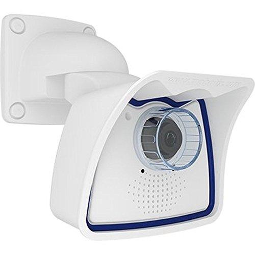 Mobotix Mx-M26B-6N036 IP-Sicherheitskamera innen und außen Gehäuse weiß 3072 x 2048Pixel - Überwachungskamera (IP Sicherheitskamera, Innen und Außen, Gehäuse, Weiß, Wand, IP66)