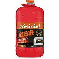 Toyotomi 1 Bidón Isoparafina Clear, Rojo, 10 litros
