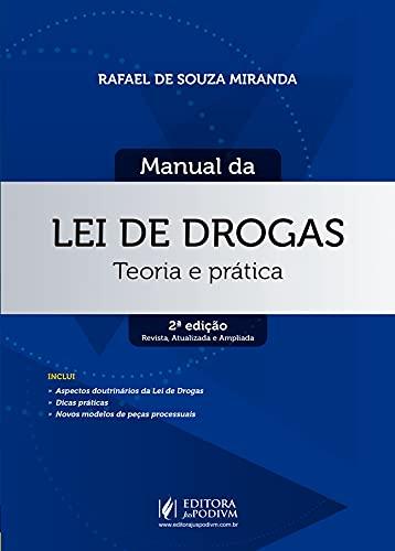 Manual da lei de Drogas: Teoria e Prática