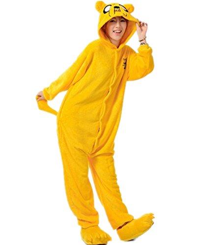 Everglamour - Pijama de una pieza, con diseño del perro