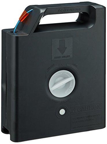 XYZprinting RF10XXEUZYC Filamento ABS, 600 gr, 12 Piezas, Azul Acero