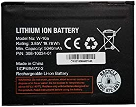 JIE Replacement Netgear MR1100 Battery, AT&T Nighthawk M1 LTE Mobile Hotspot Router Battery W-10A