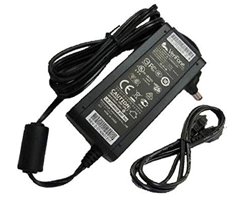UpBright AC Adapter Compatible with VeriFone 9V 4A 36W Omni 3730LE Vx 510 5700 VX570 VX 520 Au-7992n CPS10936-3F-R CPS10936-3E-R CPS10936-3B CPS10936-3N-R GC99D036009 UP036C1090 9VDC OEM Power Supply -  VeriFone 9V 4A 36W Omni 3730LE Power