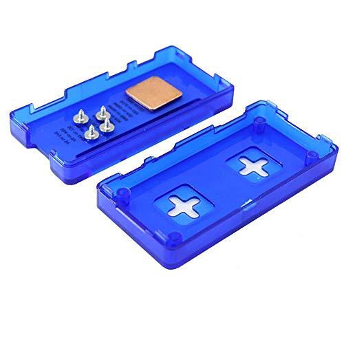 CESULIS LDTR-PJ012 Caja protectora ABS con disipador de calor para Raspberry Pi Zero W o Raspberry Pi Zero