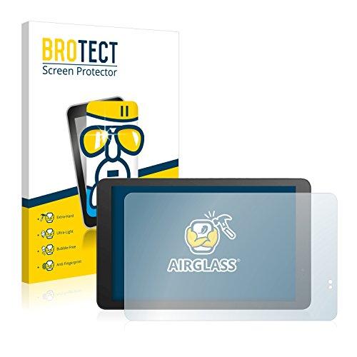 BROTECT Panzerglas Schutzfolie kompatibel mit Huawei MediaPad T1 10 - AirGlass, extrem Kratzfest, Anti-Fingerprint, Ultra-transparent