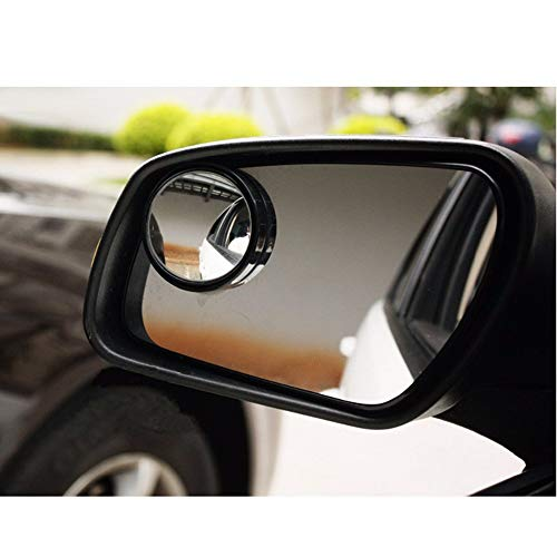 Best Design Nosii 2pcs 50mm Car Adjustable Rearview Blind Spot Side Round Mirror Suv Truck, Funny Money Box - Face Piggy Bank, Ghost Bank, Travel Jewelry Organizer Case, Face Bank
