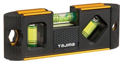 タジマ(Tajima) オプティマレベル 130mm ゴールド OPT-130G