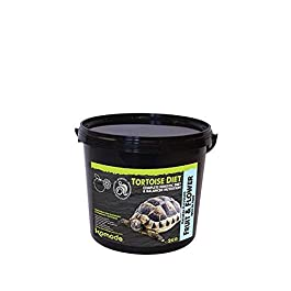 Komodo Complete Holistic Tortoise Diet Fruit and Flower 2kg tub