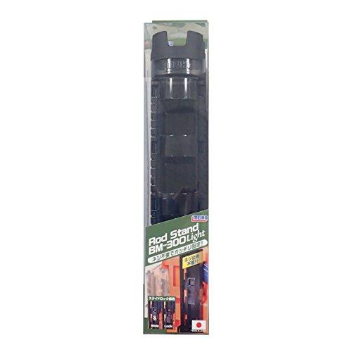 MEIHO Rod Stand BM-300L black/black No Srew