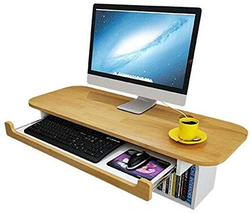 Yxsd Väggmontering datorbord skrivbord arbetsbänk öppet fack hörnbord familj