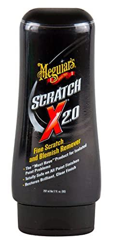 Meguiar's G10307 ScratchX 2.0 - 7 oz. – Safe Scratch and Swirl Remover