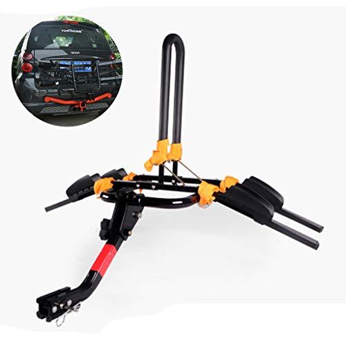 YYDE Fahrradträger, Fahrrad Hitch und Reserverad Auto Rack Mount, für SUV und Auto-Fahrrad-Racks Multicolor Optional, für 2 Fahrrad
