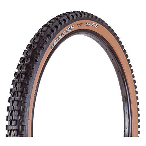 Maxxis Skinwall Exo Dual Neumáticos para Bicicleta, Unisex Adulto, Negro, 29x2.50 63-622