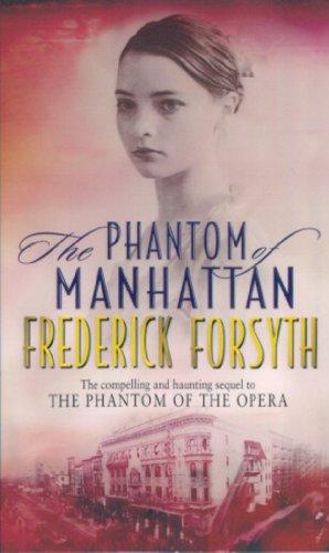 Phantom Of Manhattan (English Edition)