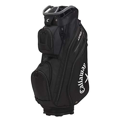 Callaway Golf 2021 ORG 14 Cart Bag , Black/Charcoal/White