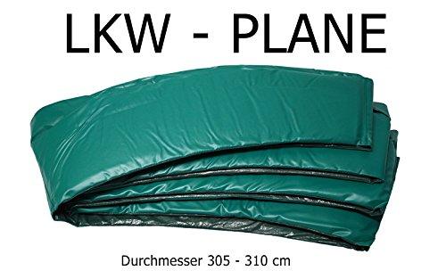 koenig-tom Profi EXKLUSIV Randabdeckung Trampolin 300-310 cm Durchmesser = 10 ft