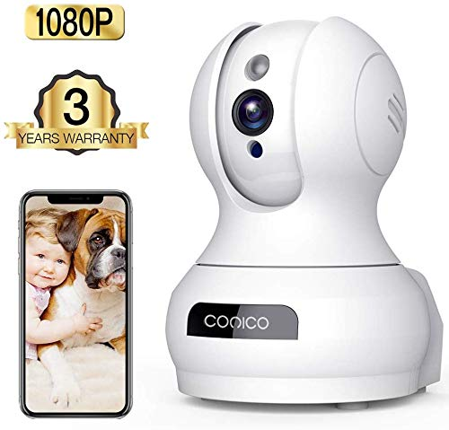 Conico Wireless Camera, 1080P HD Camera