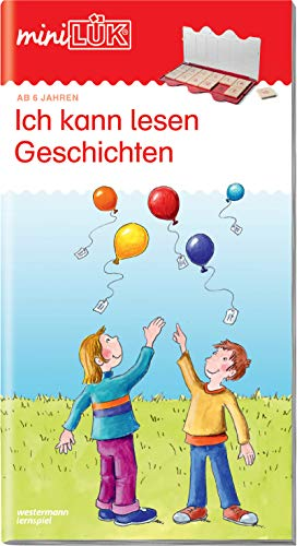 miniLÜK-Übungshefte: miniLÜK: 1./2. Klasse - Deutsch: Ich kann lesen Geschichten: Deutsch / 1./2. Klasse - Deutsch: Ich kann lesen Geschichten (miniLÜK-Übungshefte: Deutsch)