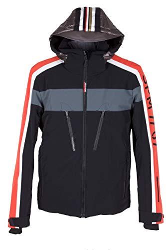 Sportalm Herren Skijacke Fynn 903016440 Black Fb 59 Größe 58