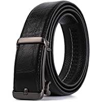 zheng yun Dress Leather Belt for Men