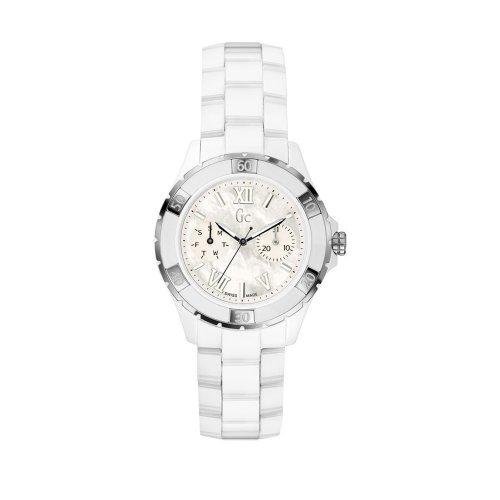 GC Sport Class XL-S Glam - Reloj de Cuarzo para Mujer, con C