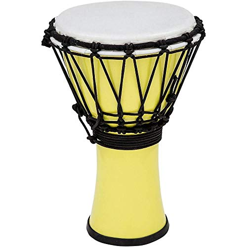 "TOCA Percussion トカ ジャンベFreestyleII Djembe 7""-Pastel Yellow/【国内正規品】 TFCDJ-7PY"