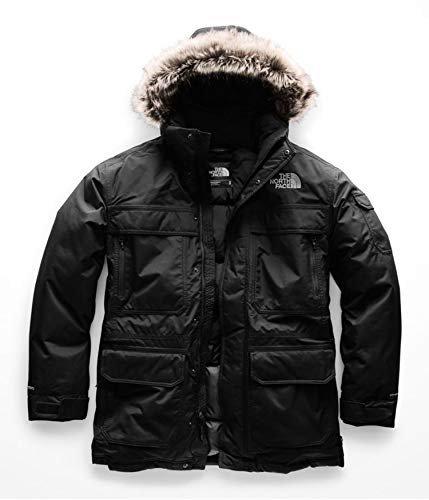 The North Face Men's McMurdo Parka NF0A33RF TNF Black (XX-Large)