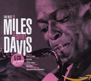 Miles Davis Box Set: The Best of 5CD