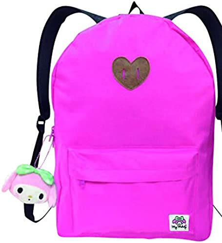 My Melody mascot with daypack Rose MM-721