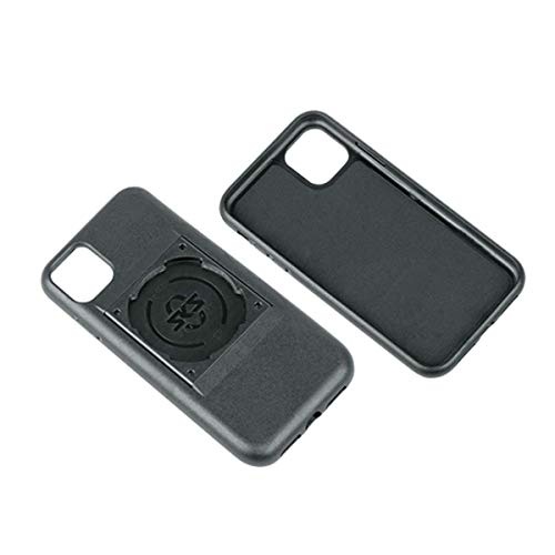 SKS COMPIT Cover iPhone 11/XR: Handyhülle, Schwarz, Einheitsgröße