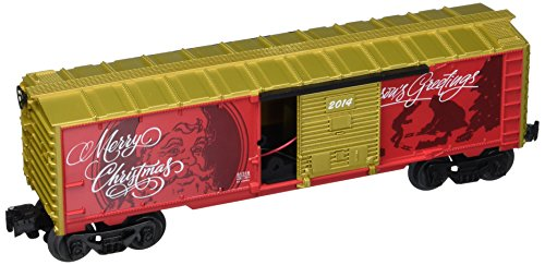Lionel Personalized Message Christmas Boxcar