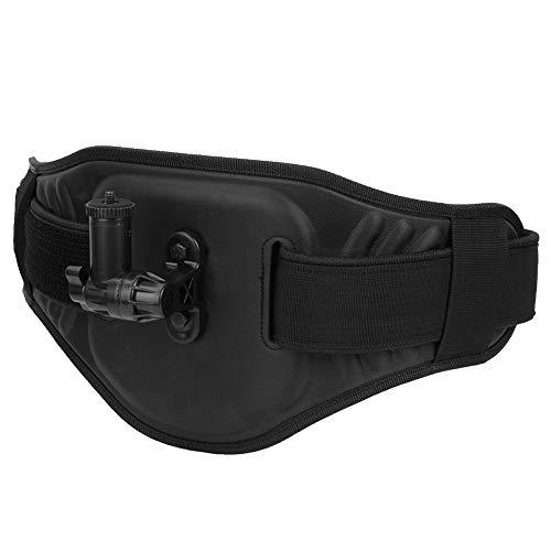 Yencoly Alça de cinto para câmera, suporte de cinto para câmera ao ar livre para GoPro Hero 7/6/5/4/3+/3/2/1, acessórios de câmera esportiva, fivela dupla