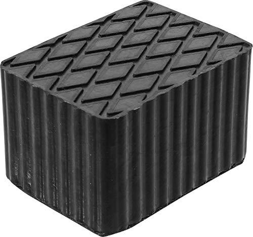 BGS 7008   Gummiauflage   für Hebebühnen   160 x 120 x 100 mm