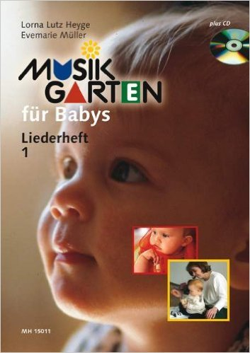 Musikgarten für Babys 1: Heft 1. Liederheft mit CD. (Englisch) ( 11. September 2003 )