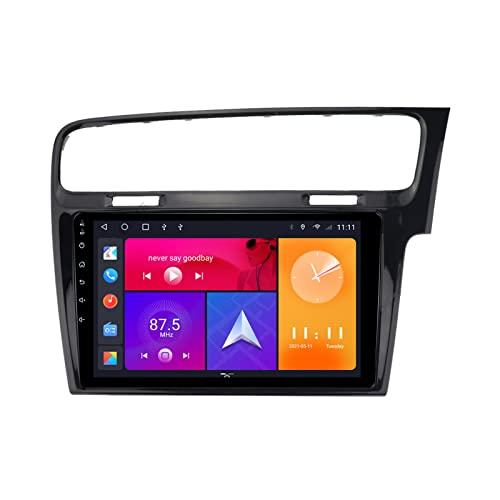 Coche Radio Stéreo Sat nav Para Golf 7 2013-2016 Android...