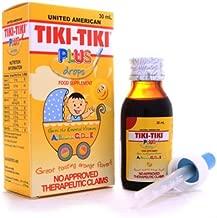 Best tiki tiki vitamins for baby Reviews