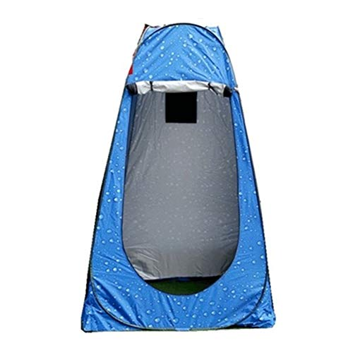 Pop Up Tent Beach Camping Tent Outdoor indoor bathing tent thickening warm bath cover bath tent changing mobile toilet fishing camping free speed opening Foldable Outdoor UV Lightweight Waterproof ten