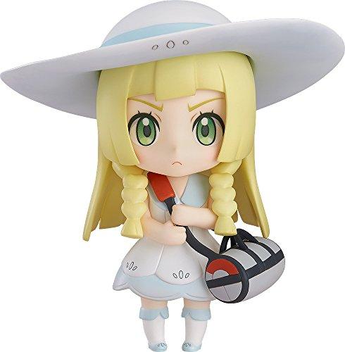 Good Smile Pokemon: Lillie Nendoroid Action Figure