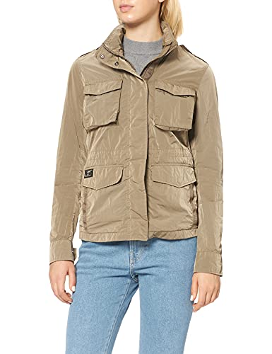 Superdry New Military M65 A1 – Chaqueta Informal, Arena, Small para Mujer