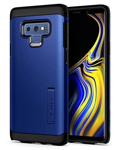 Spigen [Tough Armor Funda Galaxy Note 9 con Soporte Reforzado y protección Extrema de Tecnología Air Cushion para Samsung Galaxy Note 9 (2018) - Ocean Blue