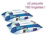 foto Pongo: toallitas ecológicas PH natural para pieles sensibles (2 paquetes de 160 toallitas)