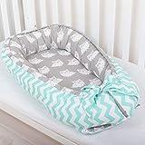 Baby nest co sleeper/toddler size nest/portable crib/lounger/baby bassinet