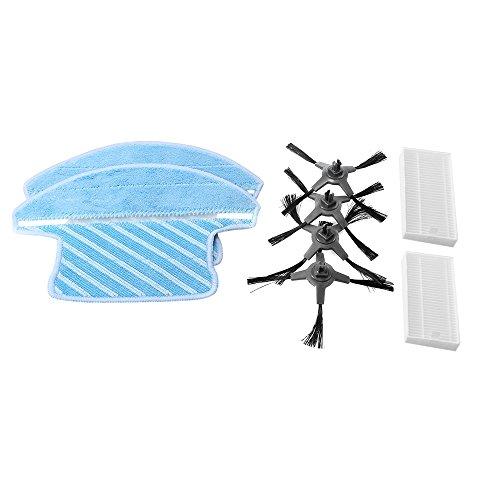 GBlife Kits Accesorios para Robot Aspirador Inteligente Fonzo ...